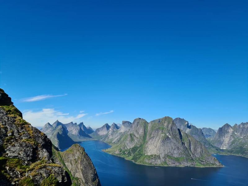 LA7GIA/P Lofoten Islands 1 August 2020 Image 2
