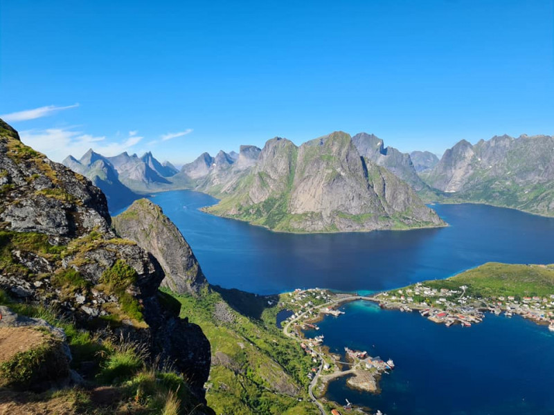 LA7GIA/P Lofoten Islands 1 August 2020 Image 4