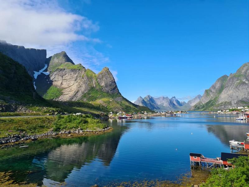 LA7GIA/P Lofoten Islands 1 August 2020 Image 5
