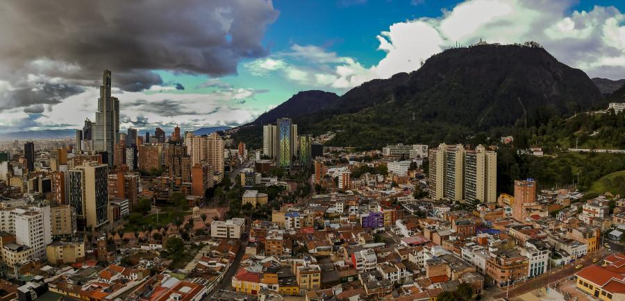 5K87LR Bogota, Colombia