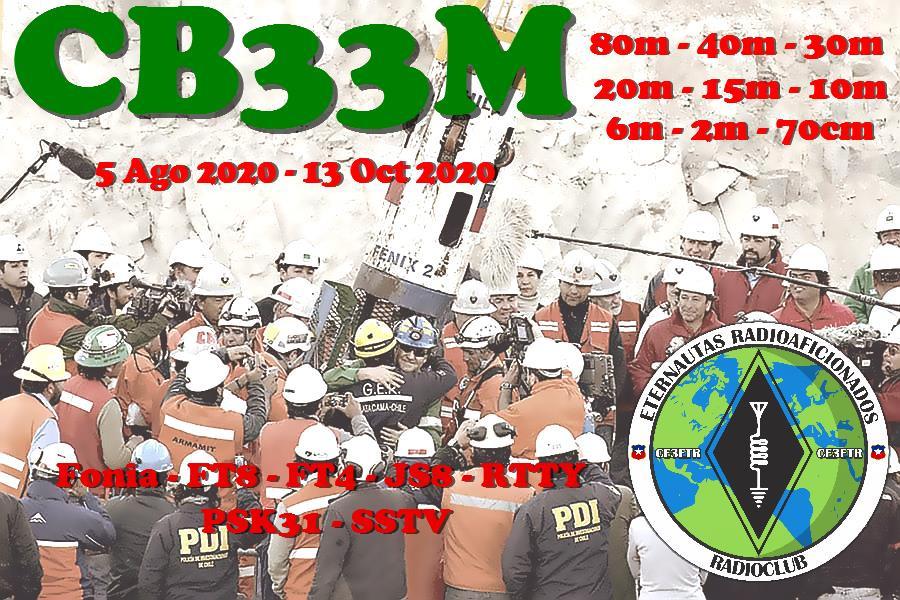 CB33M Santiago, Chile