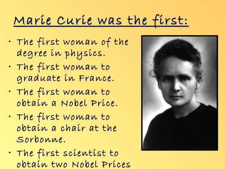 accomplished life of marie curie essay Marie curie was an intelligent and courageous woman who devoted her life to science her work laid the foundation of a new field we now know as radiochemistry her greatness in the scientific community is undisputed and she is a source of inspiration for many.