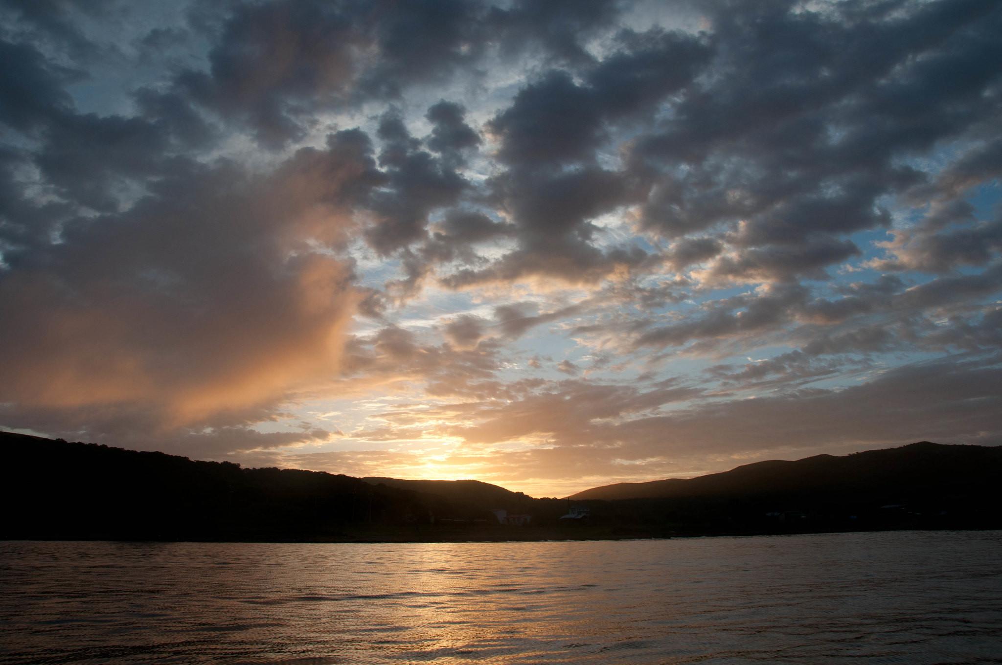 RU0LL/P Sunrise Rikord Island