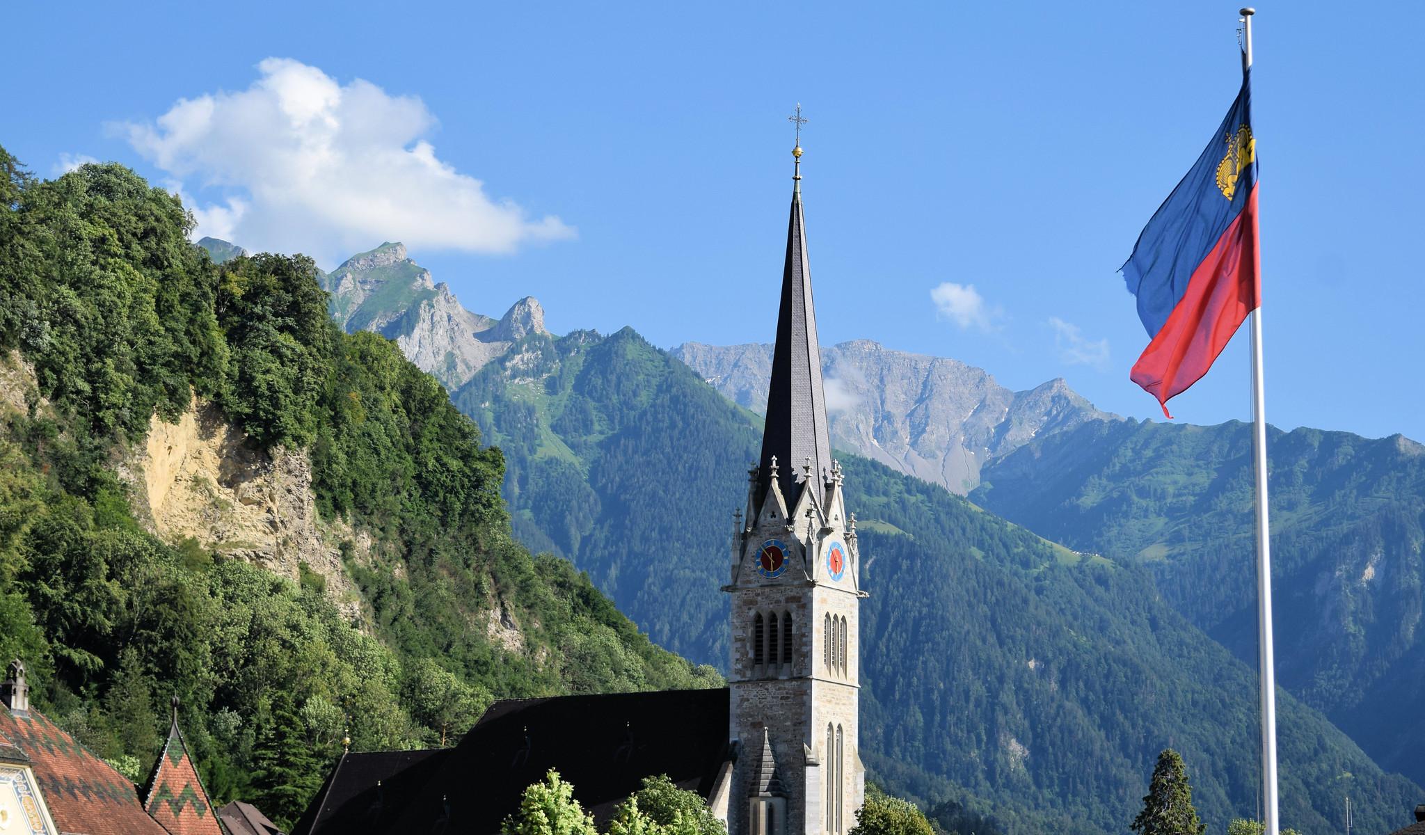 HB0/DF8AN Liechtenstein