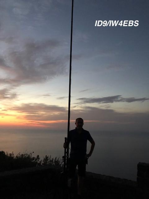 ID9/IW4EBS Salina Island DX News