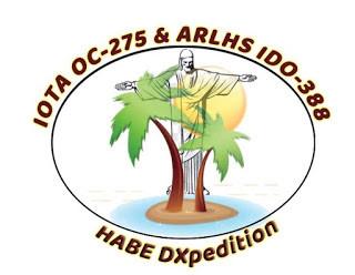 7H9H Habe Island Logo