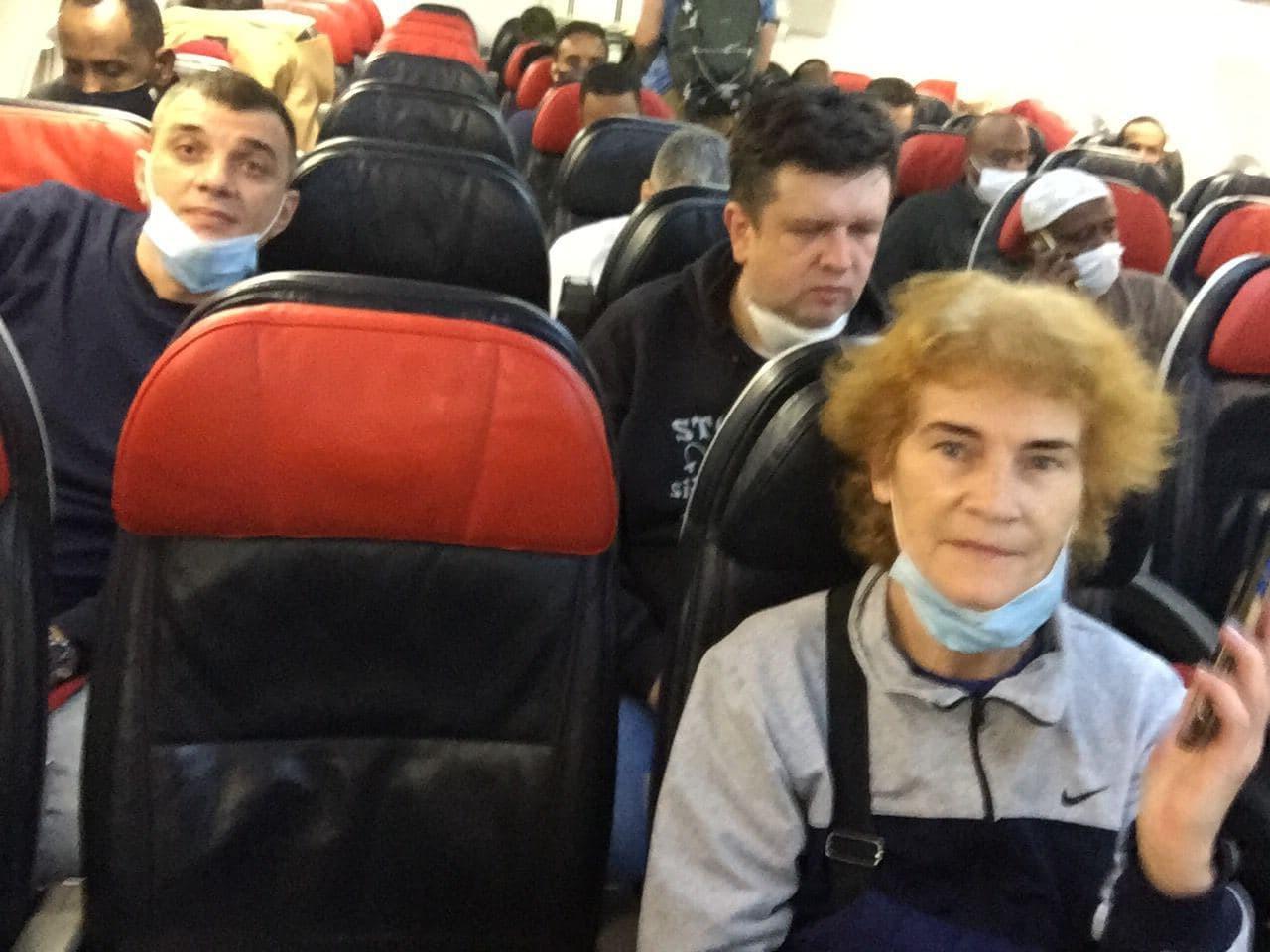7Q7RU Malawi Team on the way to Kenya