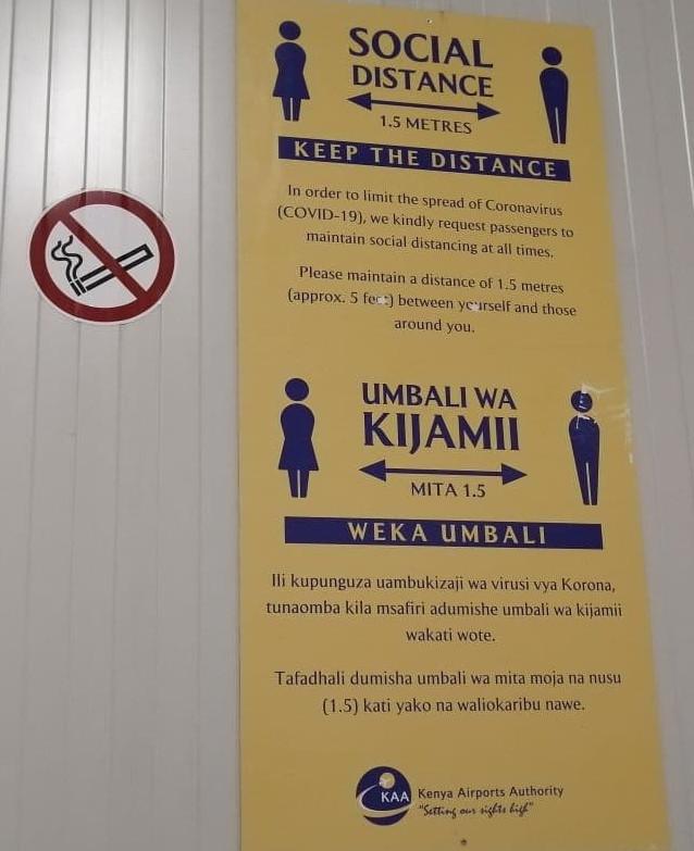 7Q7RU Airport Nairobi, Kenya 6 November 2020 Image 3
