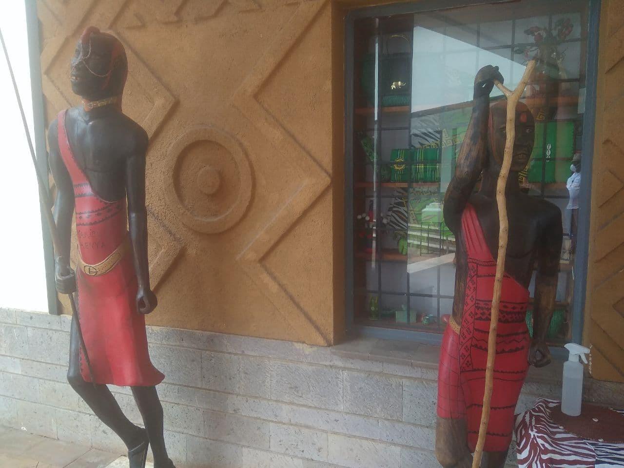 7Q7RU Nairobi, Kenya National Musem 9 November 2020 Image 12