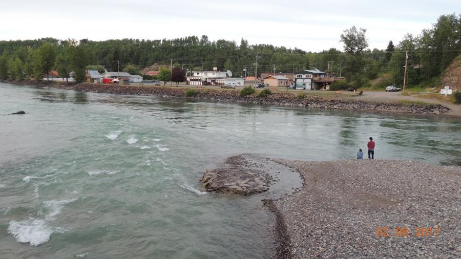 VE7ACN Telkwa Blue River British Columbia