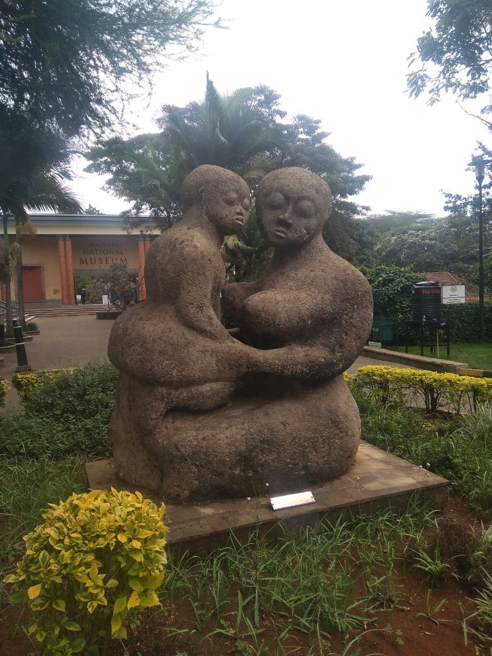 7Q7RU Nairobi, Kenya National Musem 9 November 2020 Image 34