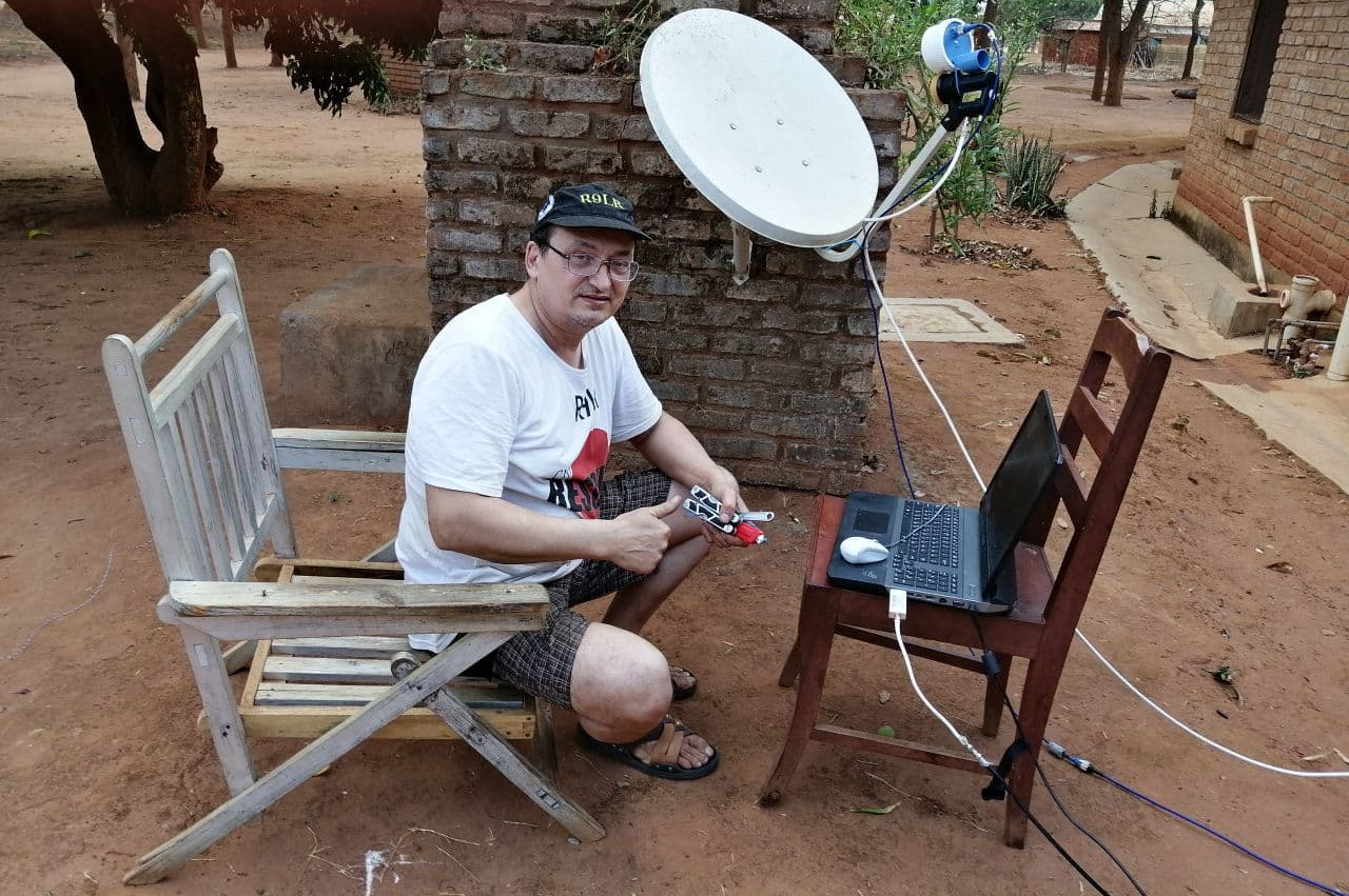 7Q7RU Malawi R9LR 13 November 2020 QO-100 Image 1