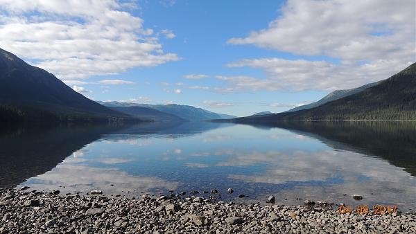 VE7ACN Teslin Lake