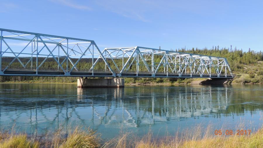 VE7ACN Yukon River