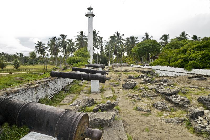 ZY7T Tamandare Lighthouse, Brazil