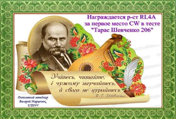 Тарас Шевченко - гений украинцев