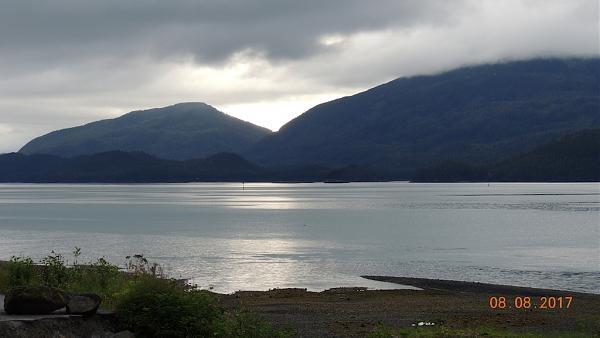VE7ACN Hawkins Island Alaska