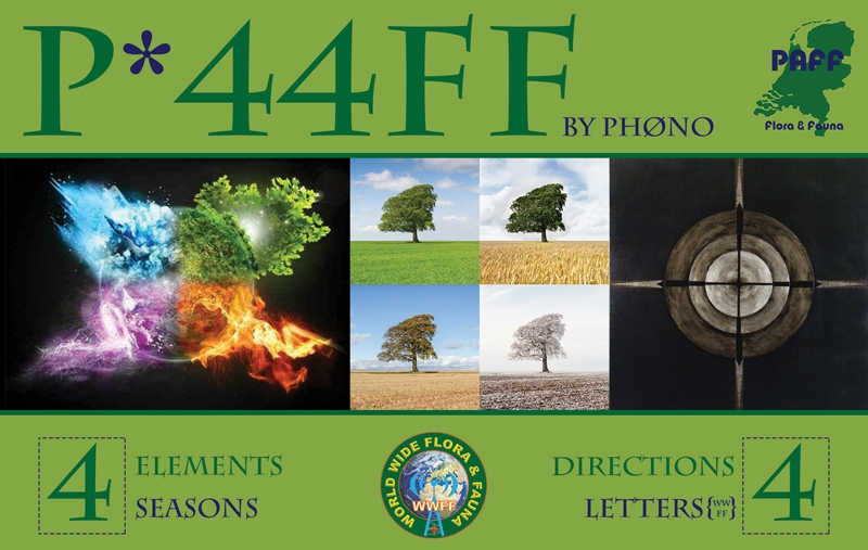 PE44FF World Wide Flora and Fauna