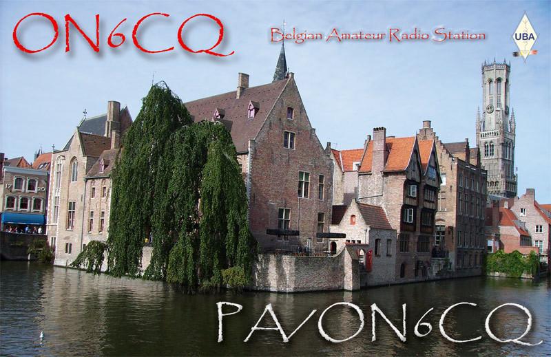 OS6CQ Brugge, Belgium