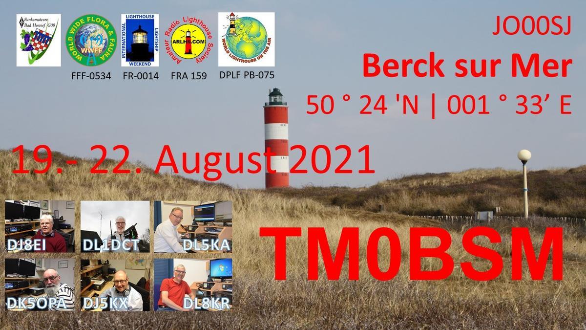 TM0BSM Berck sur Mer, France 2021