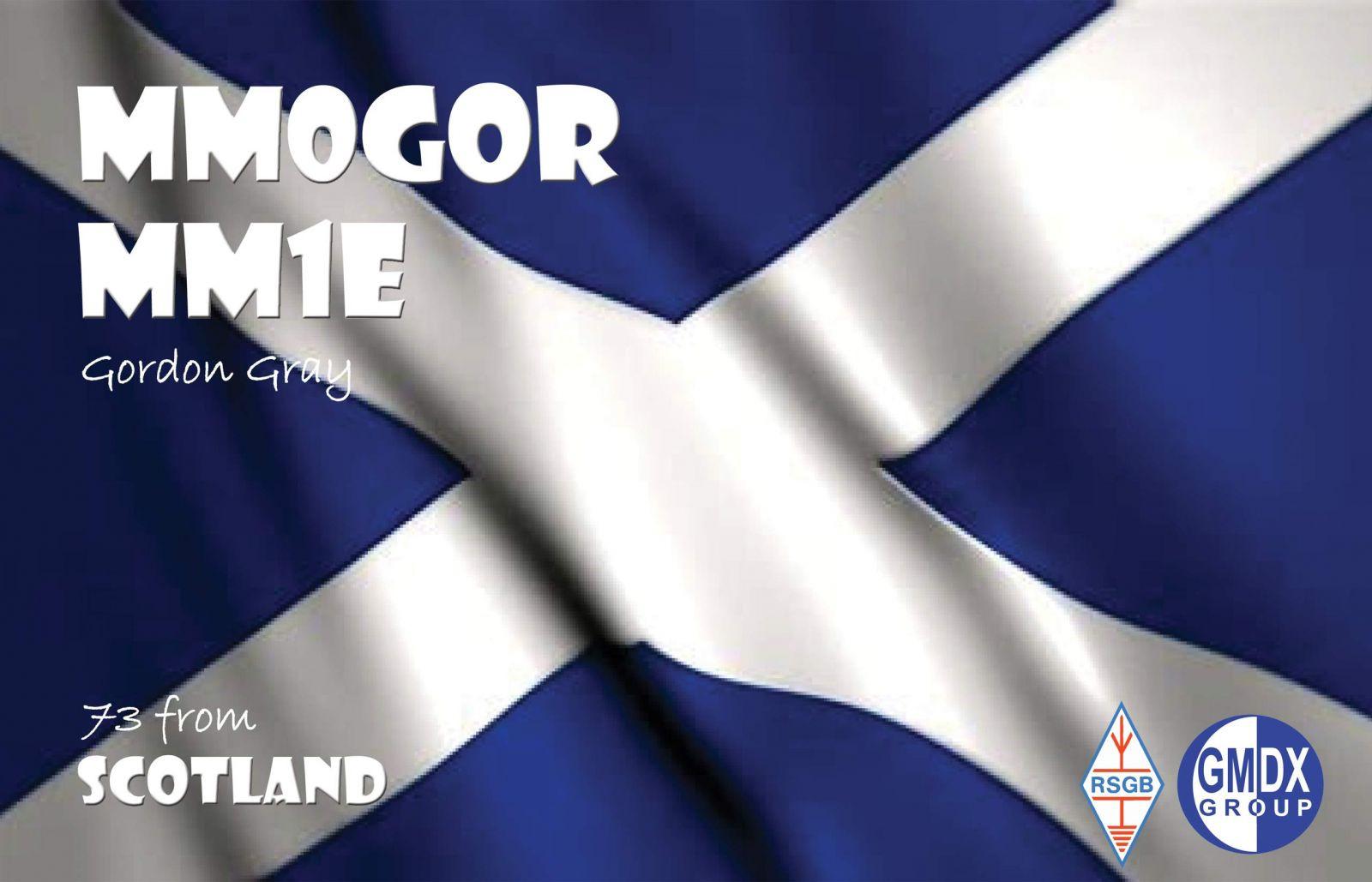 MM1E Glasgow, Scotland