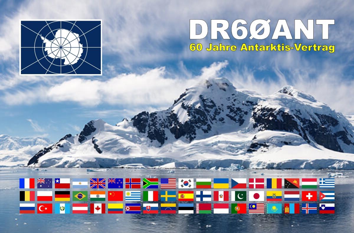 DR60ANT Antarctic Treaty