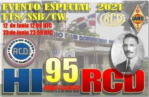 HI95RCD Santo Domingo, Dominican Republic