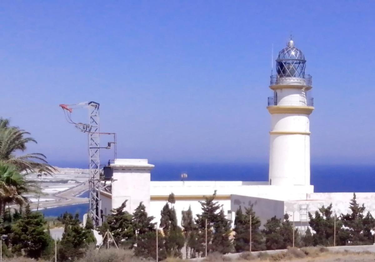 EH7LST Faro Cabo Sacratif, Spain