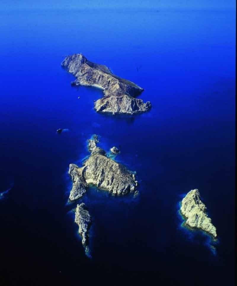 9A21A Velika Palagruza Island