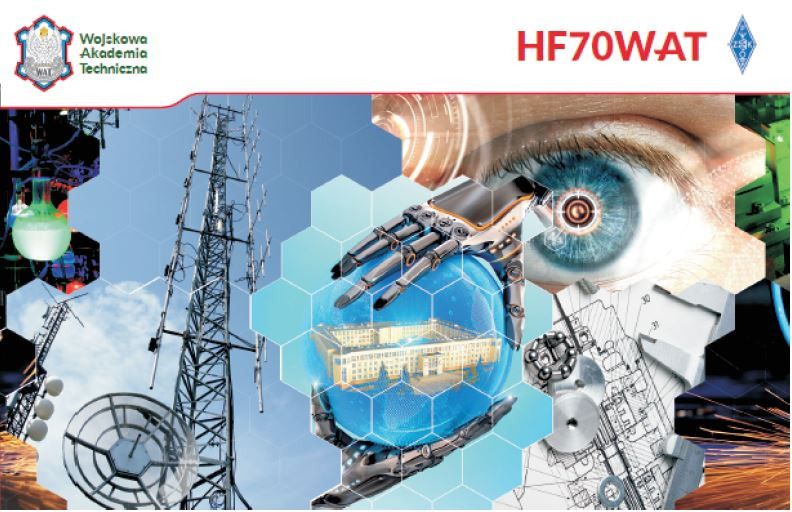 HF70WAT Military University of Technology, Poland