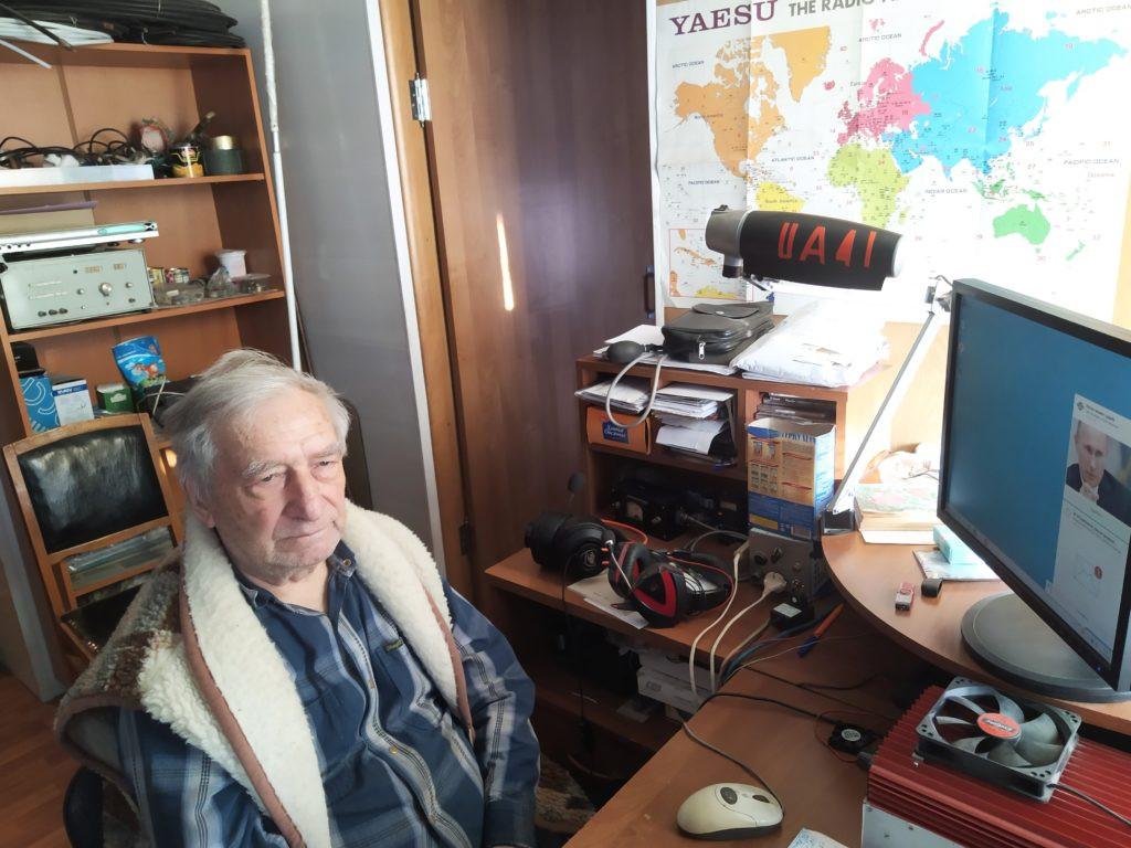 UA4I Yuri Shtunder, Syzran, Russia