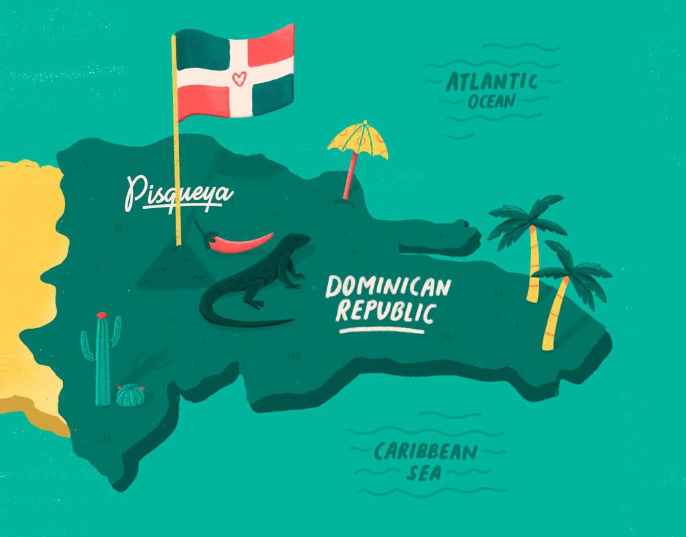 HI95RCD Dominican Republic DX News