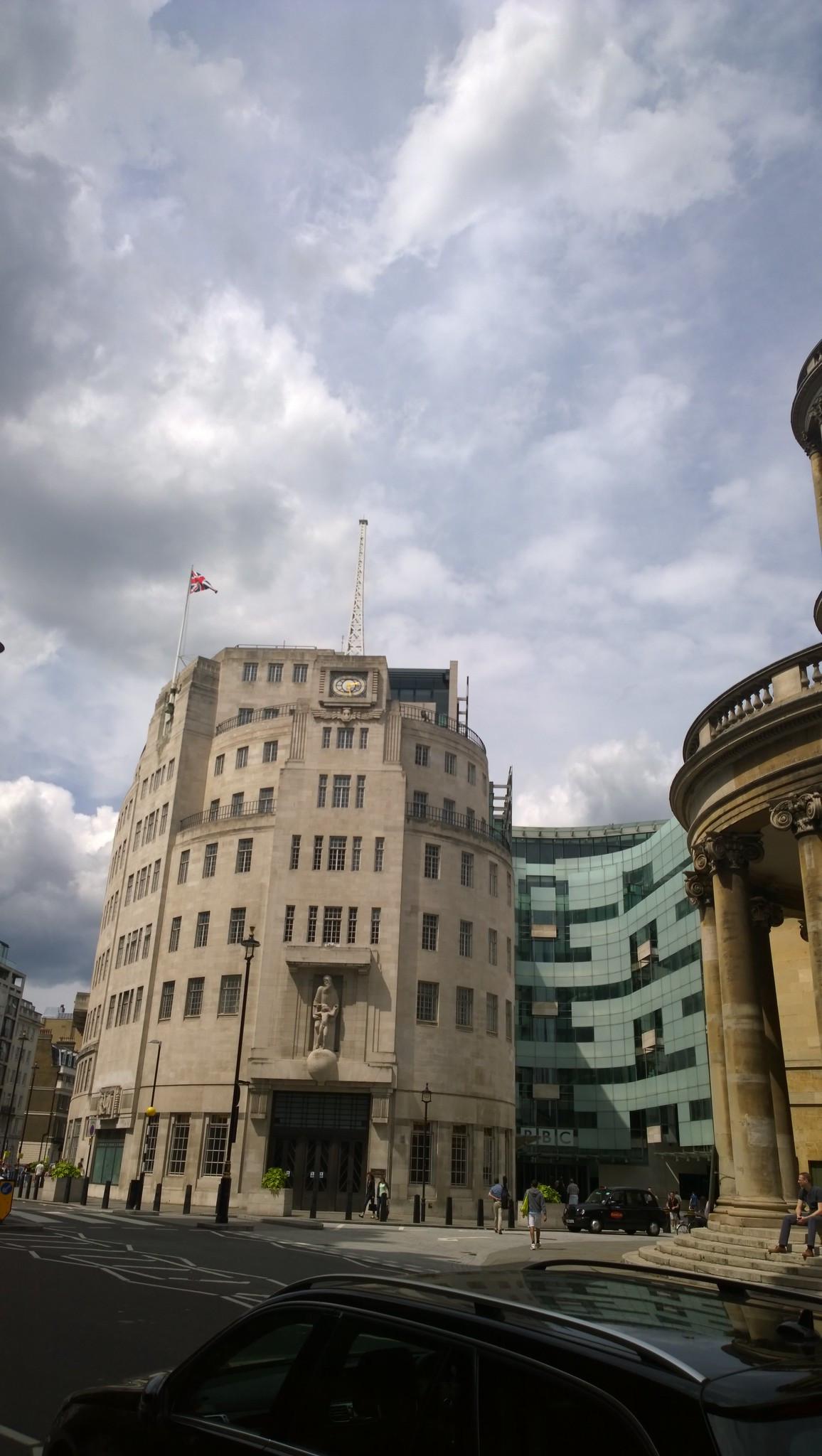 GB0BBC British Broadcasting Corporation, London, England