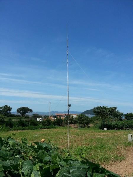 DS2GOO/4 Han Pogil Island Antenna
