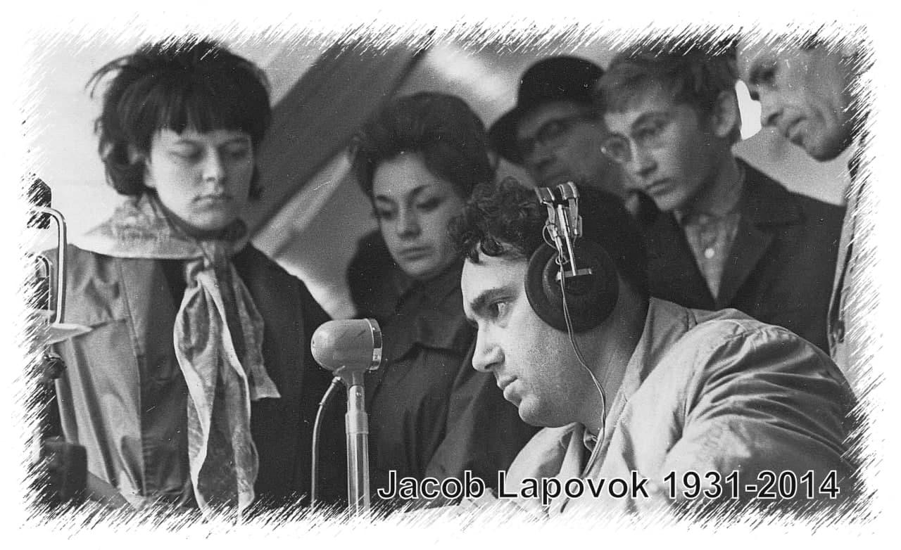 UA1FA Yakov Lapovok, Award