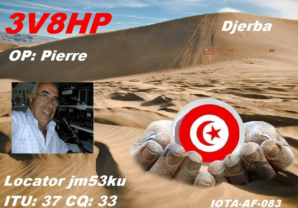 3V8HP Djerba Island