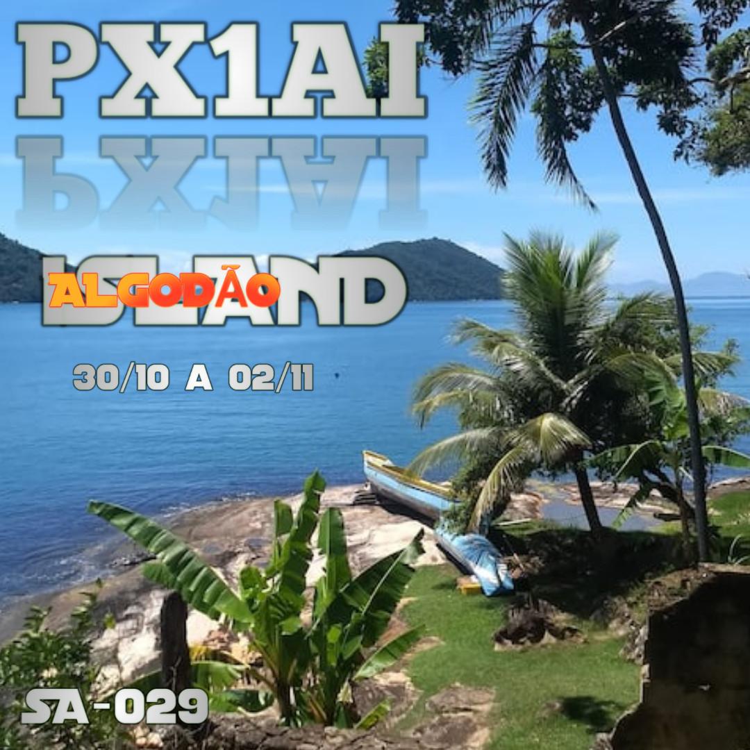 PX1AI Algodao Island