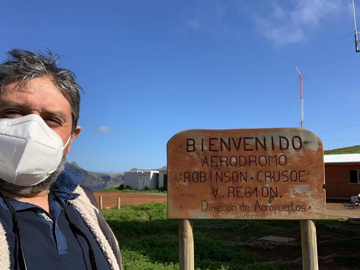 CB0ZZ San Juan Bautista, Robinson Crusoe Island DX News