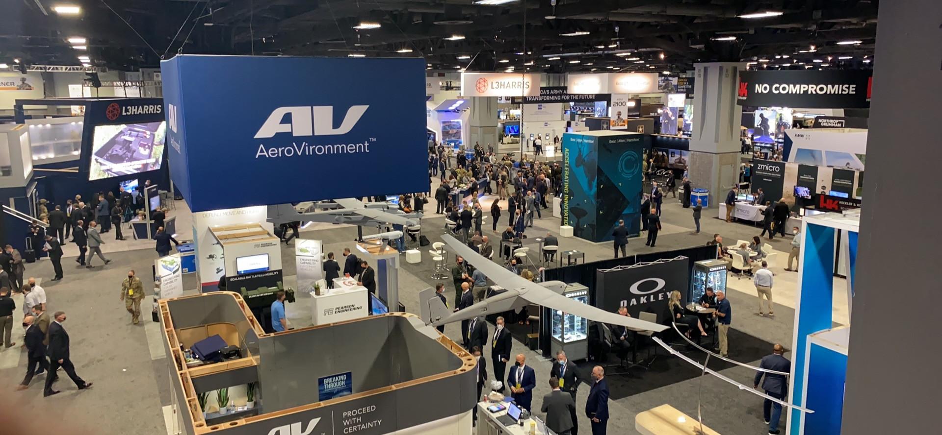 AUSA 2021 12 October 2021 AeroVironment