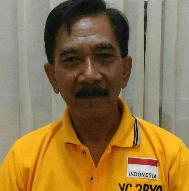 YG3BYO Mohammad Slamet, Malang, Indonesia