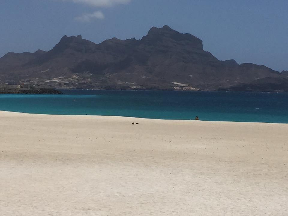 Iasinha Beach Sao Vicente Island Cabo Verde Cape Verde