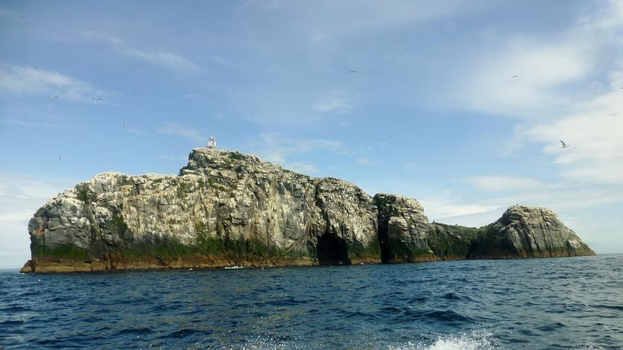 GM4LTH/P Sula Sgeir Island