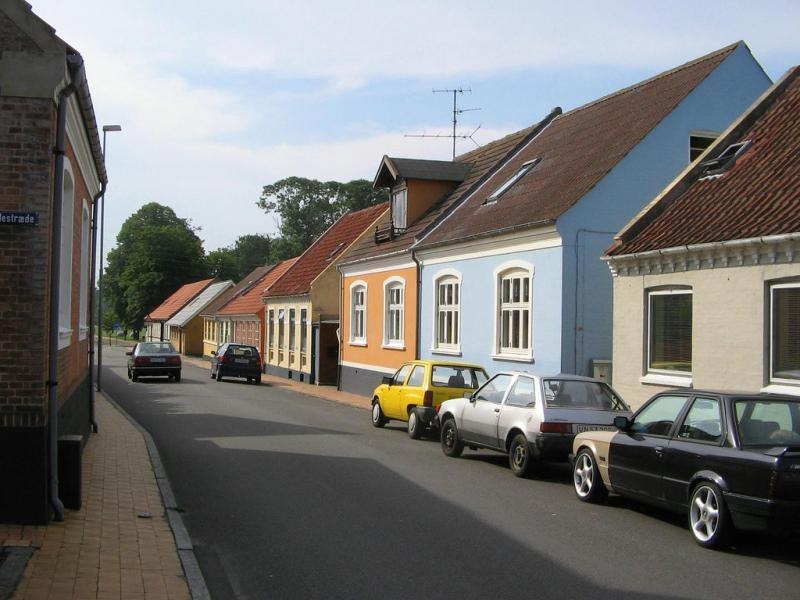 OZ/SM7RYR Hassle Bornholm Island