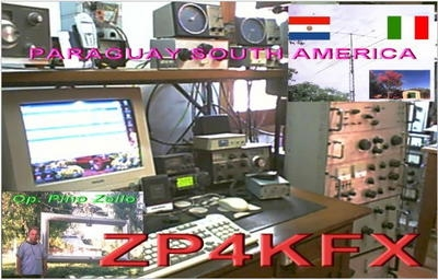 ZP4KFX San Pedro de Ycuamandiyú Paraguay