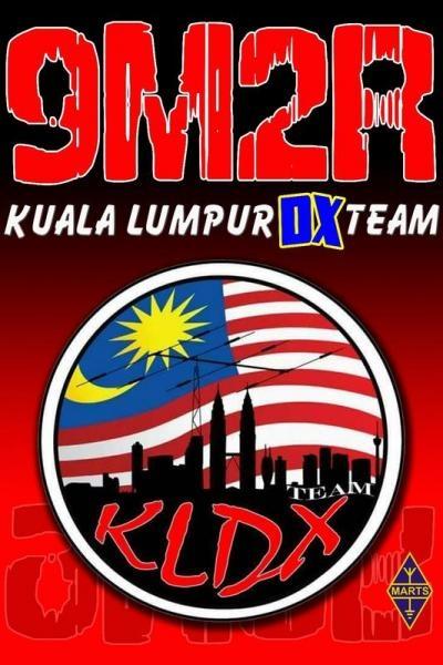 9M2R Kuala Lumpur DX Team Selangor Malaysia