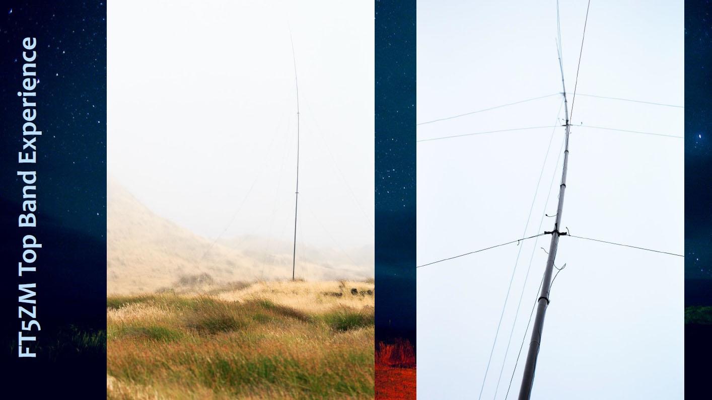 FT5ZM Amsterdam Island DX Pedition Antennas