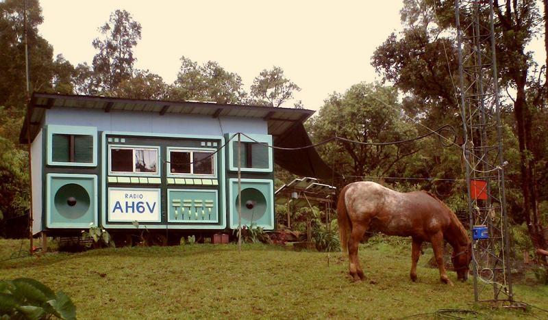 AH6V Ninole Hawaii Big Island Hawaiian Islands