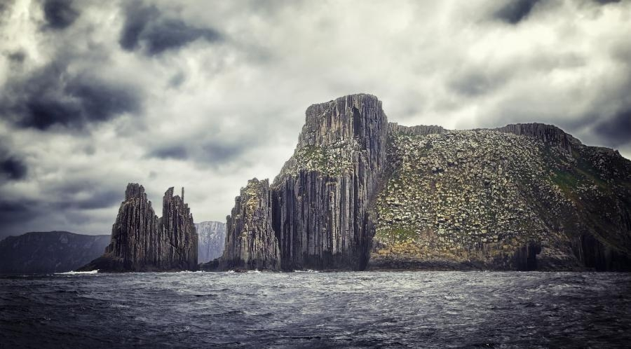 VK3FOWL/7 Tasman Island Tasmania