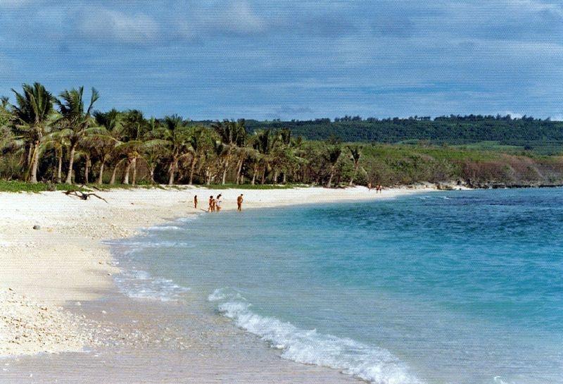 AH0K Tinian Island