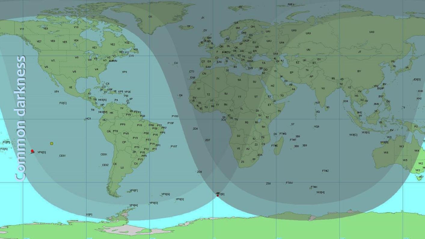 3Y0Z Bouvet Island Darkness Map